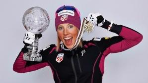 Олимпийска шампионка по ски бягане обяви, че страда от рак на гърдата