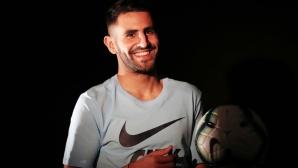 Риад Марез: Дойдох в Сити, за да спечеля Шампионската лига