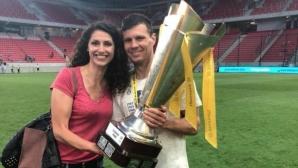 Васил Божиков с цял мач при победа на Слован