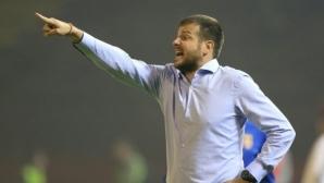 """Треньорът на """"Реал от Ниш"""" изгонен след шоу на тъча и псувни (видео)"""