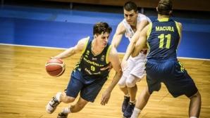 Словения не даде шанс на България на старта на ЕвроБаскет