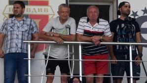 Крушарски: Това ЦСКА беше само дразнител, сега идва следващото