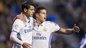 Реал Мадрид е продал 80 гола само за година