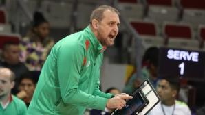 Иван Петков: България може да е сред 8-те най-добри отбора в света