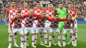 Хърватия е седмият финалист с два отбелязани гола, но без титла