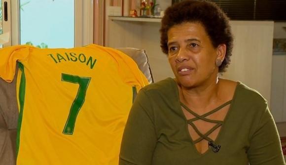 Отвлякоха майката на бразилски национал