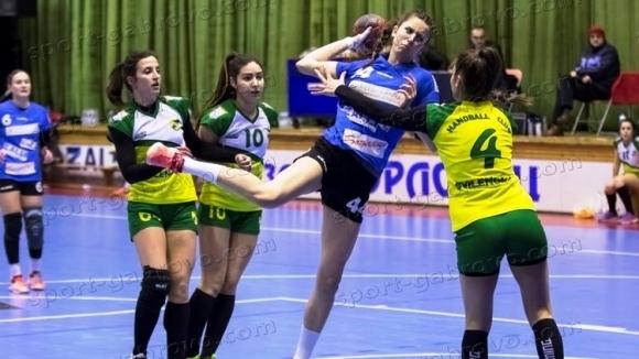 Черногорски гранд си хареса новия талант на българския женски хандбал