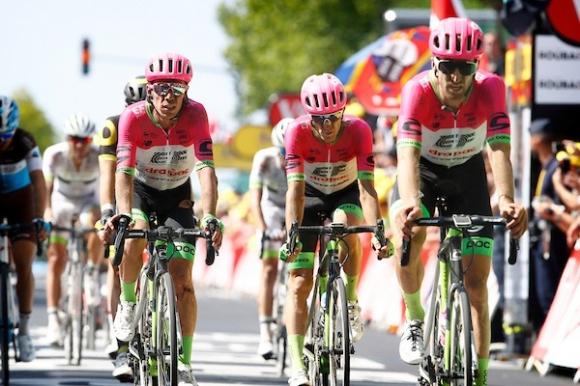 "Ригоберто Уран се оттегли от ""Тур дьо Франс"""