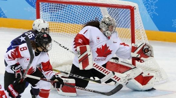 Увеличават отборите в олимпийския хокеен турнир за жени