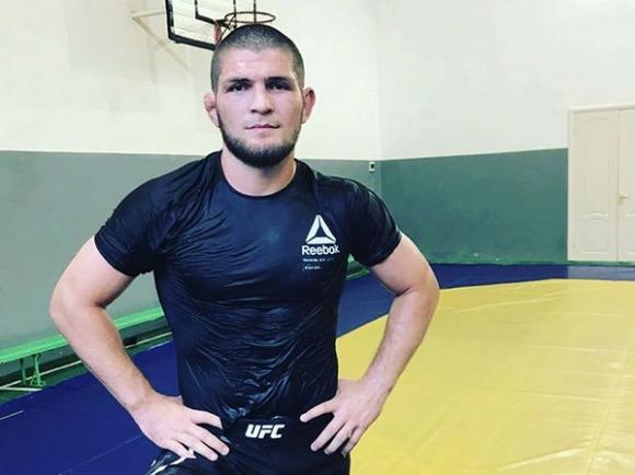 Хабиб Нурмагомедов: UFC, дайте ми съперник, или ще отида в NBA! (видео)