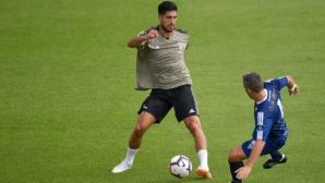 Емре Джан: Кристиано Роналдо е изключителен играч