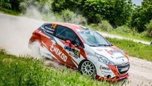 Бизнесдама подпомага европейски шампион по автомобилизъм
