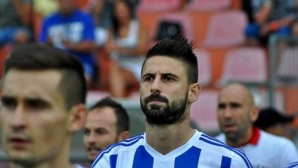 Локомотив Пловдив си върна Димитър Илиев