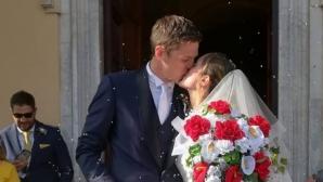 Италиански национал мина под венчилото и се върна в Тренто (видео + снимки)