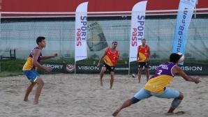 Бонжолов и Славков спечелиха най-големия турнир, правен от Beach Volley Mania