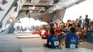 Европейска купа по спортно катерене през уикенда в София