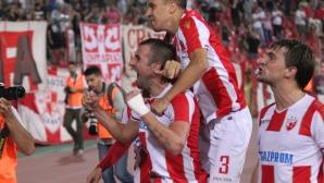 Очаквани победи за Цървена звезда и Легия (Варшава)