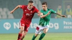 Валентин Антов: Изненадах се, когато видях, че ще играя срещу Рига