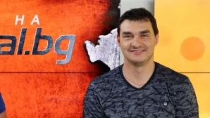 Владо Николов: Румънският ни съперник вероятно е малко по-класен от нас (видео)