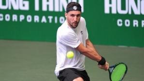 Васко Младенов стигна полуфиналите в Тайван