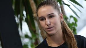 Топалова има високи очаквания за Европейското по тенис за юноши