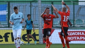 Новият сезон започна: Витоша - Дунав 0:1 (видео+снимки)