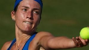 Анастасия Севастова се класира за полуфиналите в Букурещ