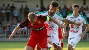 Съперникът на ЦСКА-София стартира с голям провал в Австрия