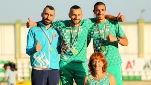 Митко Ценов шампион на Балканите, Балабанов трети