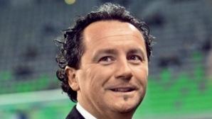Стоянович се отказа да гледа Левски в Коматево
