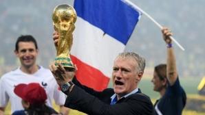 Дешан: Говорят глупости за Франция