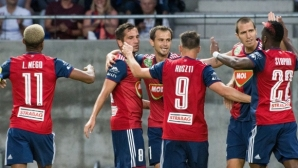 Съперникът на Лудогорец в ШЛ започна с победа в унгарското първенство