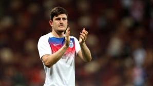 Манчестър Юнайтед готви подобрена оферта за английски национал
