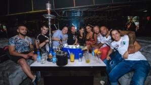 Ники Михайлов и Николета празнуваха рождения ден  на готвача на футболиста