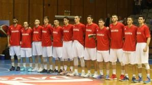 България се справи с Белгия и завърши на седмо място