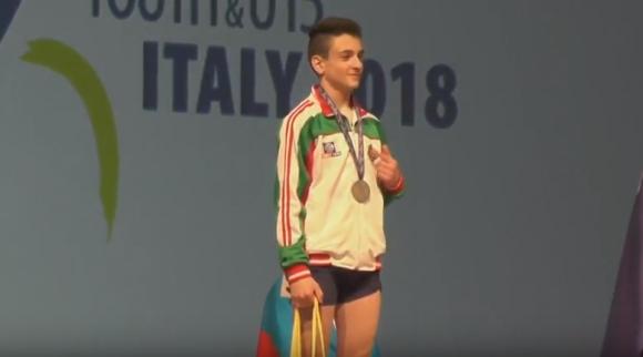 България с два сребърни медала още в първия ден на Европейското по щанги...