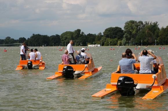 Два дни остават до началото на Световно по кану-каяк в Пловдив