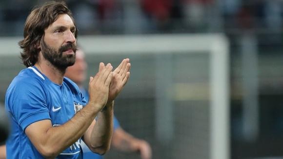 Пирло: Роналдо ще донесе на Ювентус това, което липсваше на отбора в ШЛ