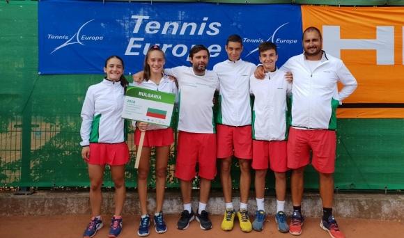 Динко Динев започна с победа на Европейското до 14 год.