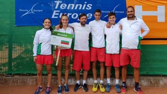 Денислава Глушкова сe класира на 1/8-финал на Европейското до 14 год.