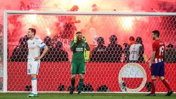 УЕФА заложи Марсилия на дузпата в Европа