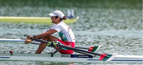 Деси Георгиева стартира с победа и класиране на полуфинал на СП до 23 години в Познан