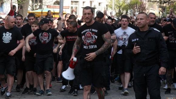 """Лидерът на Сектор """"Г"""" недоволства, че феновете не подкрепят достатъчно ЦСКА-София, изкара факти"""