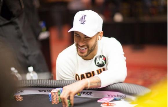 Неймар спечели от последния покер турнир точно... (видео + снимки)