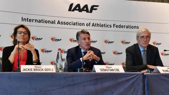 Руските атлети остават под неутрален флаг