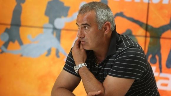 Ангелов: Нека забравим мачовете с Черно море и Дунав