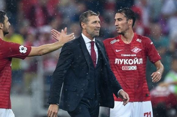 Ранен гол стигна на Спартак (Москва) срещу Оренбург