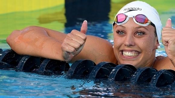 Олимпийската шампионка Кейтлийн Бейкър постави нов световен рекорд