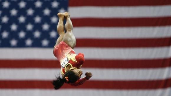 Четирикратна олимпийска шампионка се завърна в спорта