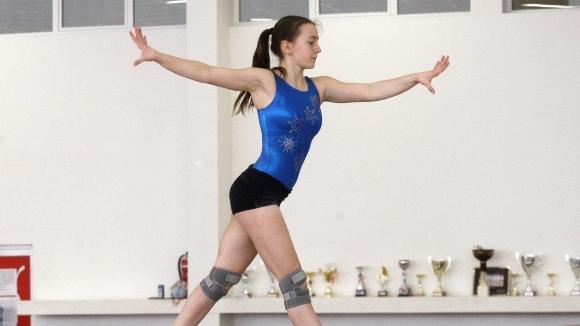 Памела Георгиева и Грета Банишка ще представят България на ЕП по спортна гимнастика